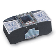 Ableware 712570000 Battery Powered Card Shuffler by Maddak