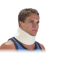"Bilt Rite 10-18219 3"" Cervical Foam Collar-Black"