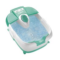 Conair FB30 True Massaging Foot Bath with Bubbles and Heat