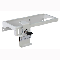 Detecto CAWCDSC Metal Sharp Container Holder w/ Accessory Rail-Whisper