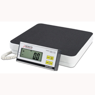 Detecto DR550C Stainless Steel Portable Floor Scale