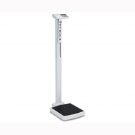 Detecto Solo Digital Eye-Level Physician Scale with Height Rod
