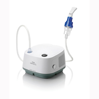 Philips Respironics 1100312 Innospire Essence Intermittent Compressor Nebulizer w/ SideStream Disposable and Reusable Nebulizer Kits