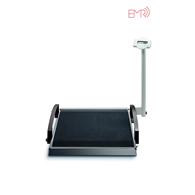 Seca 664 Collapsible Digital Wheelchair Scale with Wheels