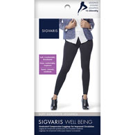 SIGVARIS 170L Womens Soft Silhouette Leggings-15-20 mmHg