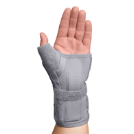Swede-O 6853 Thermal Vent Carpal Tunnel Brace with Thumb Spica