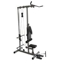 Valor Fitness CB-12 Plate Loading Lat Pull Down