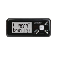 Veridian TW-610B Citizen Deluxe Digital Pocket Pedometer-Black