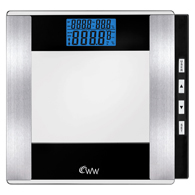 Weight Watchers WW52Y Body Analysis Glass Scale-400 lb/180 kg Capacity